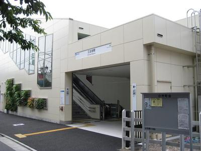江古田駅から1.JPG